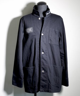 ANOTHER HEAVEN / Denim Coverall / AHCA-001-BK