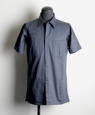 ANOTHER HEAVEN / Work shirt / AHWS-101-GR