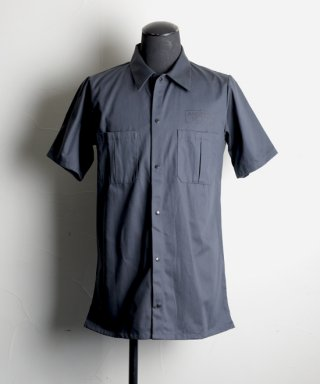 ANOTHER HEAVEN / Work shirt / AHWS-102-GR