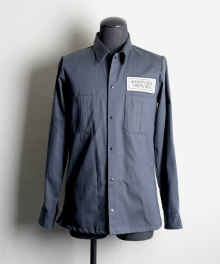 ANOTHER HEAVEN / Work shirt / AHWS-103-GR