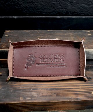 ANOTHER HEAVEN / Leather tray / AHLT-001-BR
