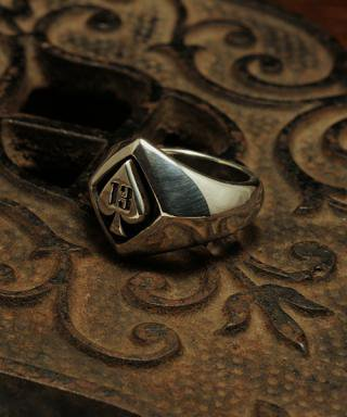 Beast Hate / Ring / BR-007(Silver)