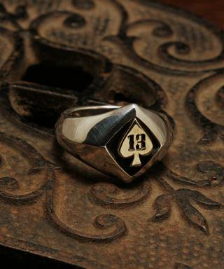 Beast Hate / Ring / BR-007(Silver/Brass)