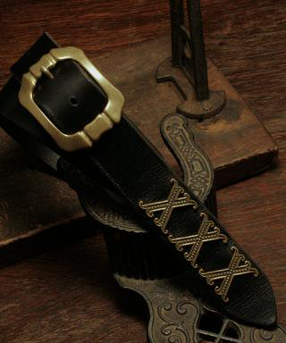 Beast Hate / Belt / BBT-002(Black)
