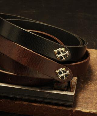 Beast Hate / Belt / BBT-004(Brown)