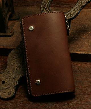 Beast Hate / Wallet / BW-001(Brown)