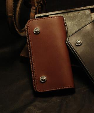 Beast Hate / Wallet / BW-002(Brown)