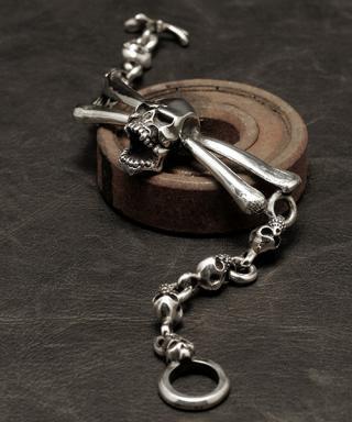 JU-ZO / Bracelet / GB-002 / チキンウィングフェイスロック