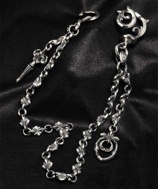 L,S,D / Wallet Chain / LDWC-002