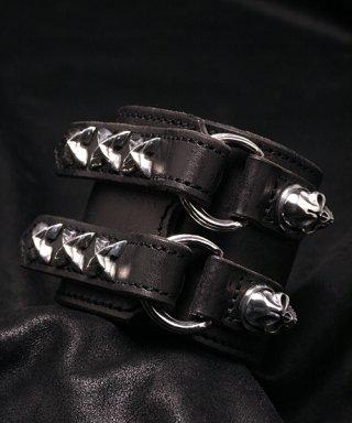 L,S,D / Leather Bracelet / LB-008