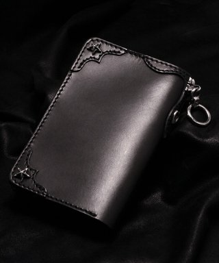 L,S,D / Leather Wallet / LSW-002