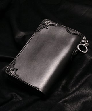 L,S,D / Leather Wallet / LSW-003