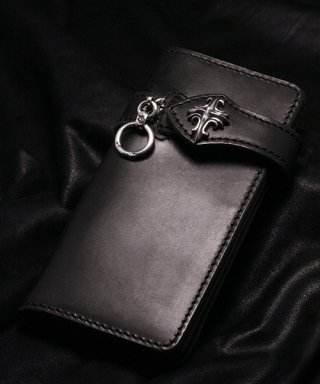 L,S,D / Leather Wallet / LSW-101