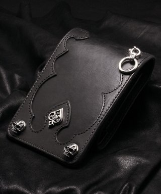 L,S,D / Leather Wallet / LSW-201