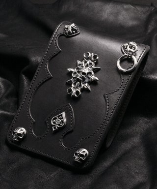 L,S,D / Leather Wallet / LSW-202