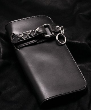 L,S,D / Leather Wallet / LSW-302