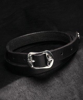 L,S,D / Leather Belt / LGBT-001UK
