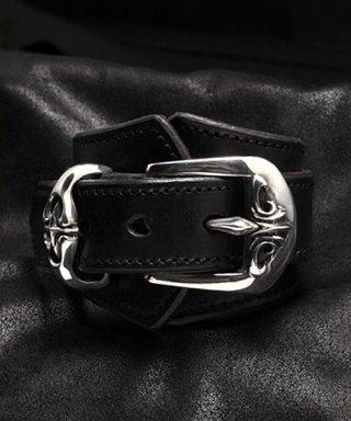 L,S,D / Leather Bracelet / LGLB-001