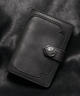 L,S,D / Leather Card Case / LGCC-001