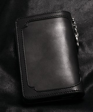 L,S,D / Leather Wallet / LGW-002UK