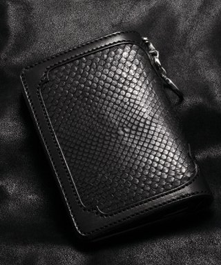 L,S,D / Leather Wallet / LGW-002PY