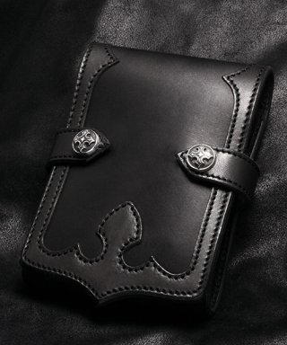 L,S,D / Leather Wallet / LGW-003