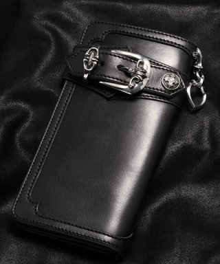 L,S,D / Leather Wallet / LGW-004