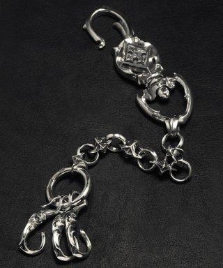 L,S,D / Key Chain / UK-006