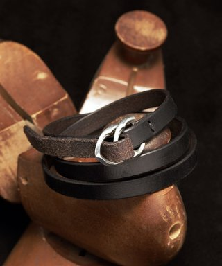 L,S,D / Leather Bracelet / UGLB-005