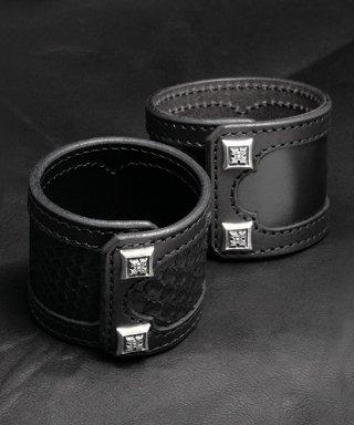 L,S,D / Leather Bracelet / UGLB-006