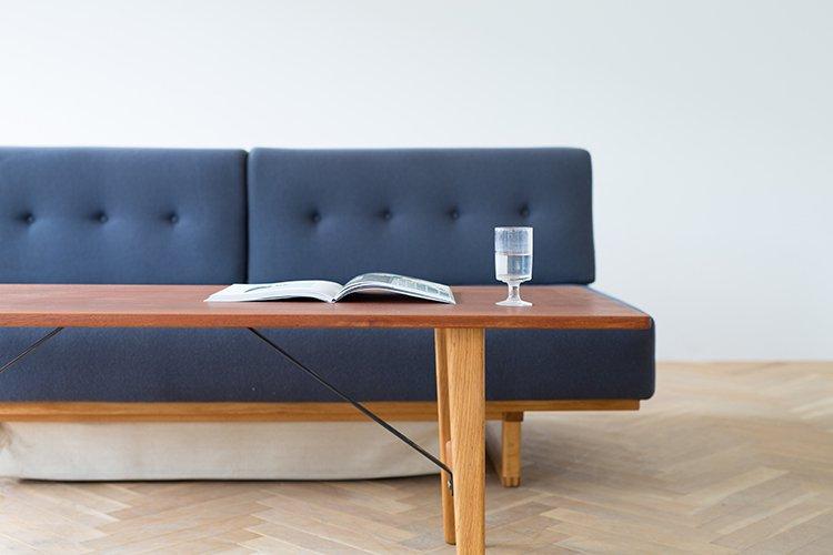 Borge Mogensen model.260 コーヒーテーブル チーク オーク
