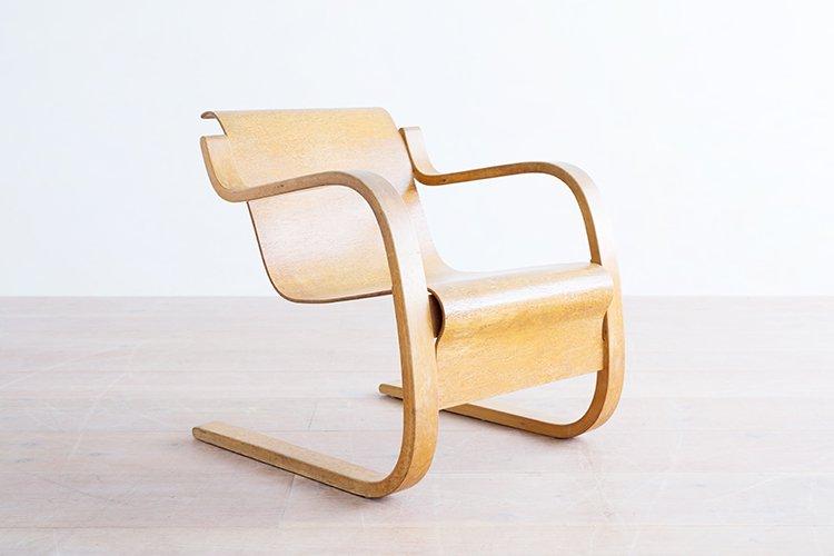 Alvar Aalto No.31 アームチェア