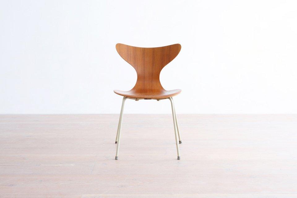Arne Jacobsen model.3108 エイトチェア チーク