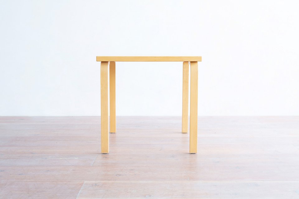 Alvar Aalto 81C テーブル バーチ