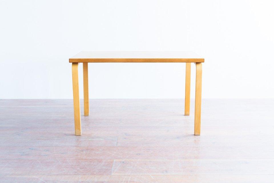 Alvar Aalto  81B テーブル アッシュ