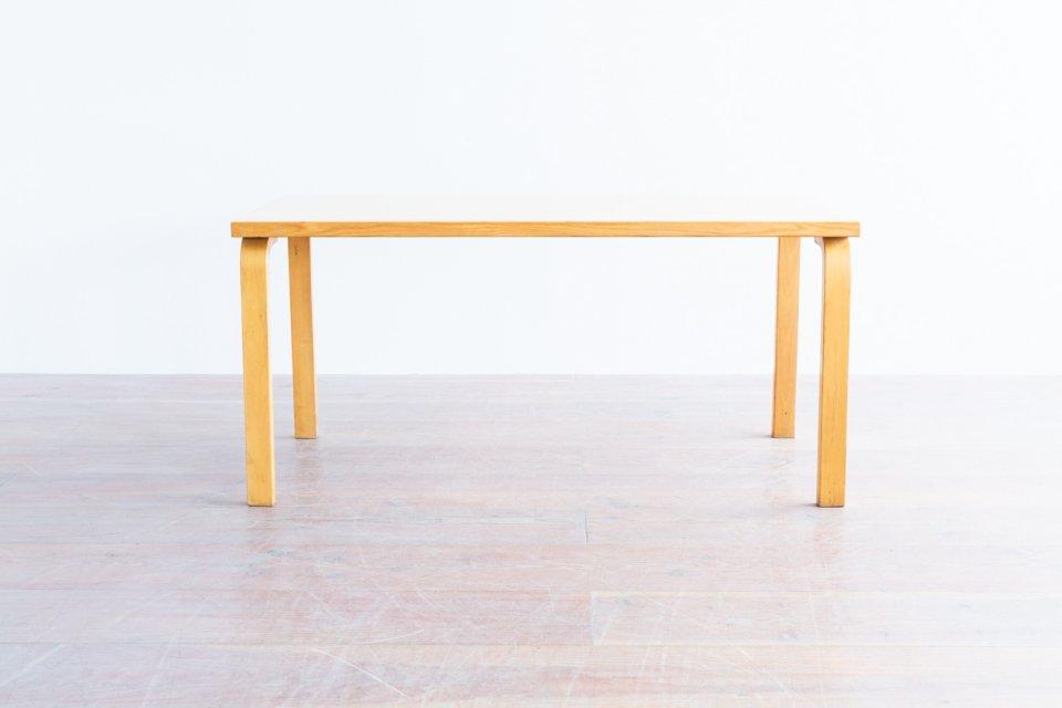 Alvar Aalto  81A テーブル アッシュ
