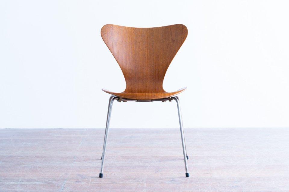 Arne Jacobsen model.3107 セブンチェア チーク