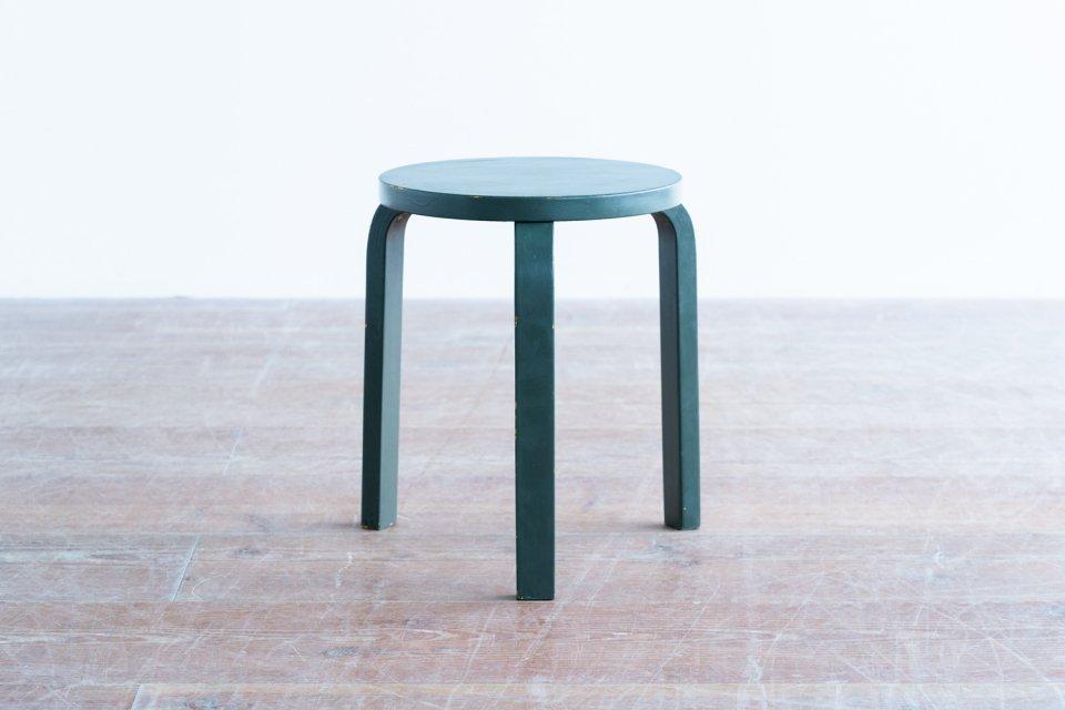 Alvar Aalto スツール60(50's)