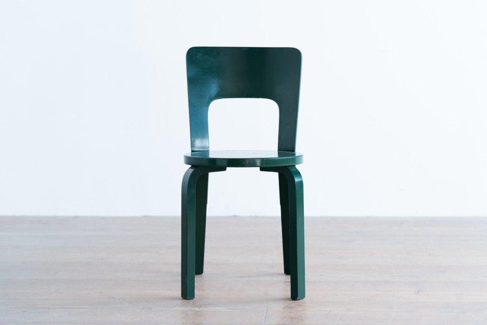 Alvar Aalto No.66 チェア グリーン