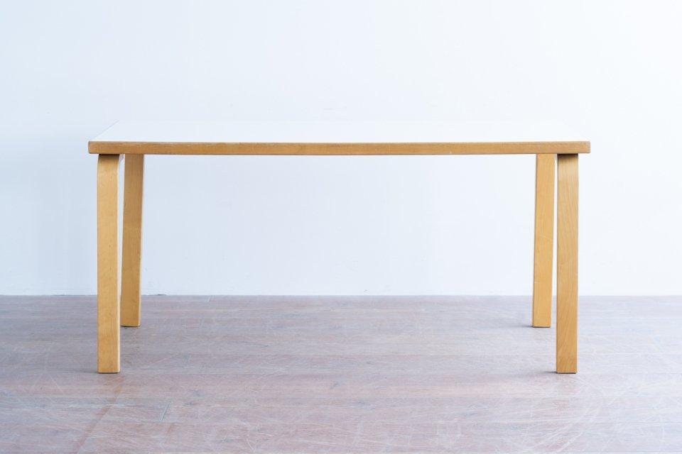 Alvar Aalto 81A テーブル ラミネートホワイト