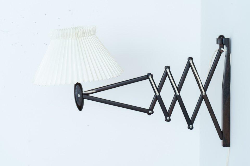 Le Klint 3320 ブラケットランプ ローズウッド