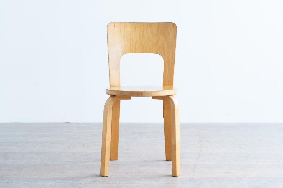 Alvar Aalto No.66 チェア ナチュラル
