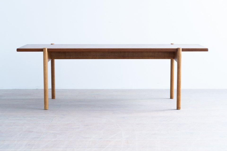 Hans J Wegner JH575 コーヒーテーブル チーク オーク