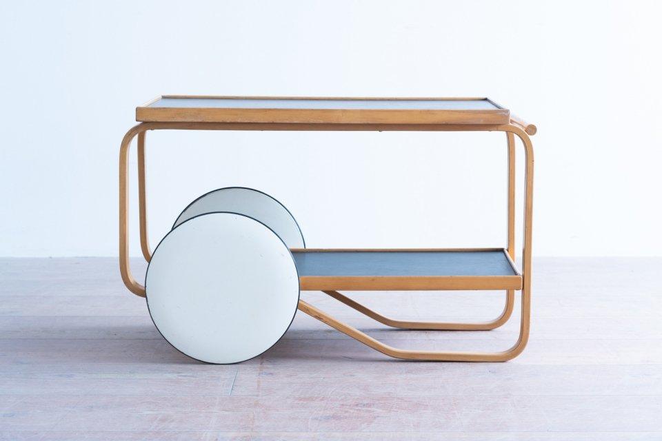 Alvar Aalto  model.901 ティートロリー