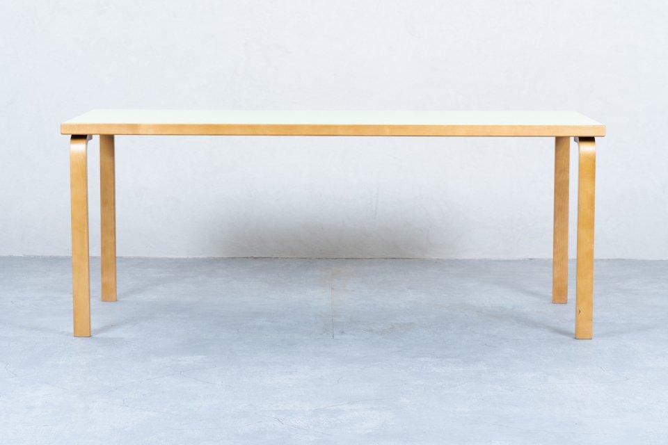 Alvar Aalto  テーブル  リノリウム ミントグリーン