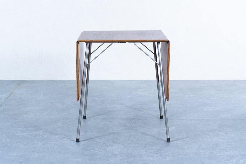Arne Jacobsen model.3601 バタフライテーブル チーク