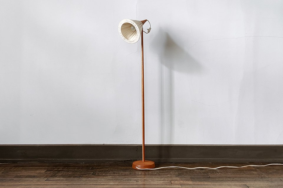 Uno & Östen Kristiansson, Luxury, Vittsjö, 50s-60s ,FLOOR LAMP フロアランプ