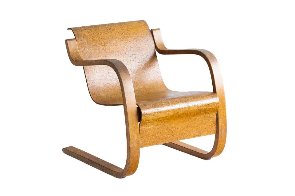 Alvar Aalto No.31 arm chair
