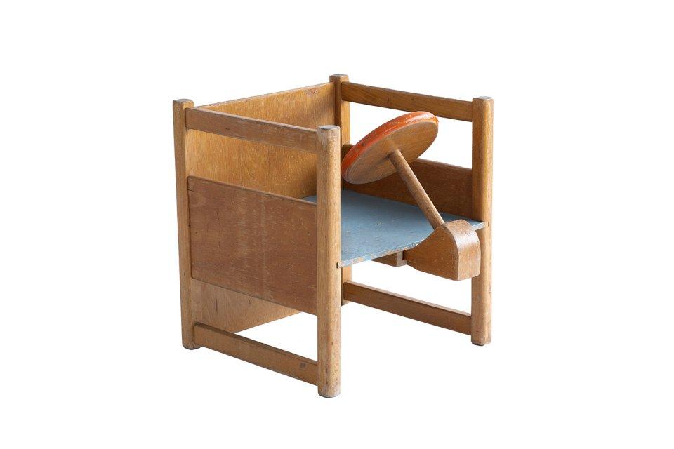 Kay Bojesen Children's Chair 1930s