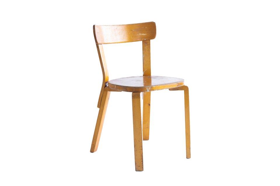 No.69 Chair (War-Leg) 1940s